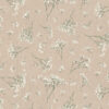 linnenlook printstof 282 stof met gipskruid decoratiestof 1.104530.1947.050