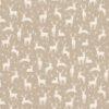 linnenlook kerststof 056 stof met rendier decoratiestof gordijnstof 1.104530.1958.050