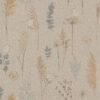 linnenlook printstof 292 stof met vogeltjes decoratiestof 1.104530.1972.505