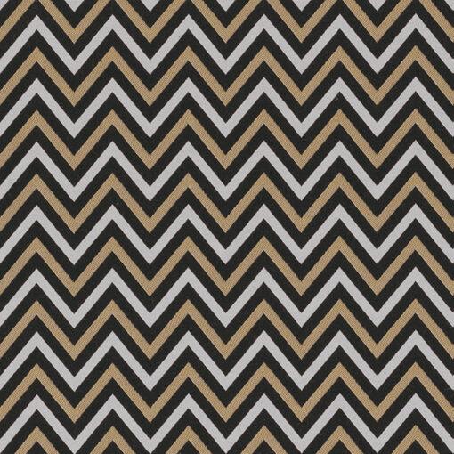 jacquardstof ZigZag Luxury stof met zigzag meubelstof gordijnstof decoratiestof