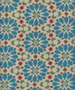 gobelin gebloemd 025 stof met bloemen gebloemd gordijnstof meubelstof decoratiestof