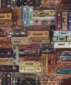 katoenen printstof koffers gordijnstof decoratiestof 91172-01, 1.151030.1174.165