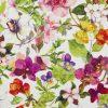 katoenen printstof met bloemen gordijnstof decoratiestof 91296-01