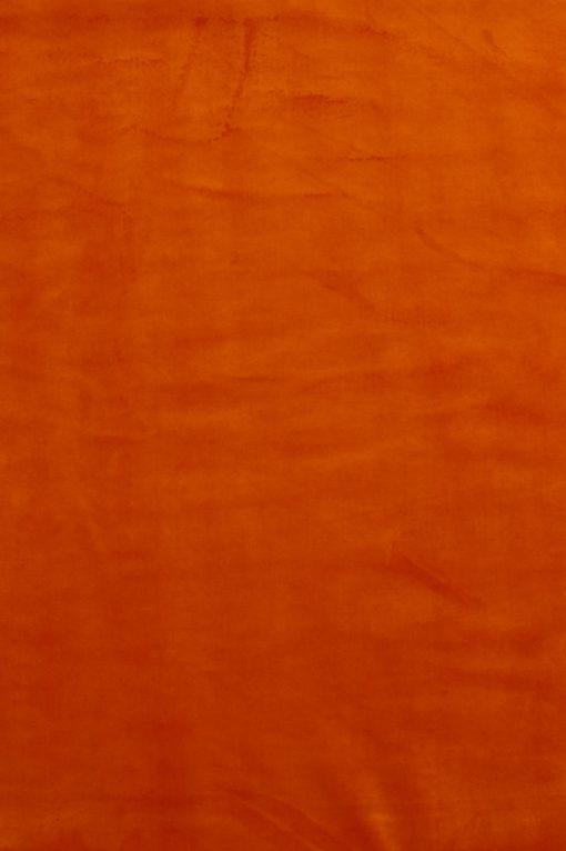 velvet plain oranje interieurtrend 2020 meubelstof gordijnstof decoratiestof 93600-08