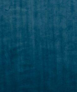 velvet plain petrol interieurtrend 2020 meubelstof gordijnstof decoratiestof 93600-10