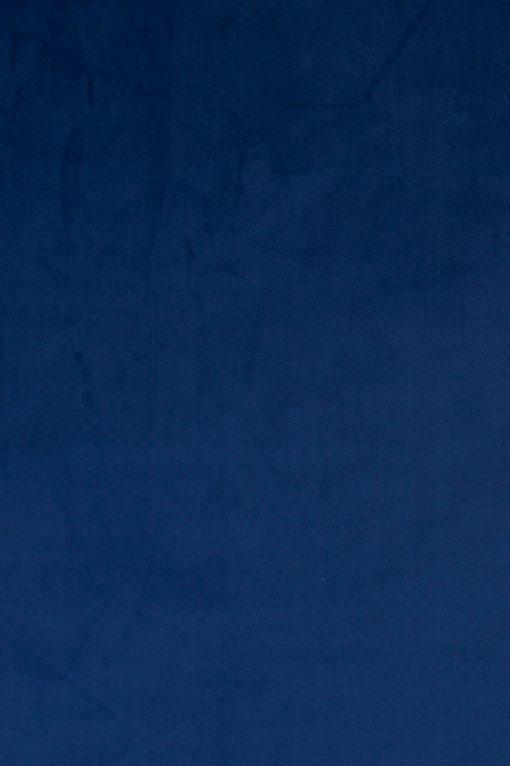velvet plain koningsblauw interieurtrend 2020 meubelstof gordijnstof decoratiestof 93600-14