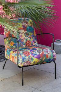 Damast Belleza stoeltje