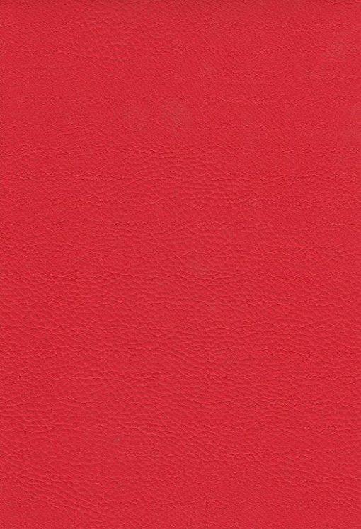 imitatieleer Crunch red meubelstof stof voor tassen