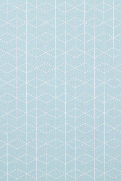ottoman printstof stof met geometrische figuren gordijnstof decoratiestof 03579-04