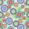 Ottoman printstof stof met mandala's gordijnstof decoratiestof 03584-01, 1.105030.1628.450