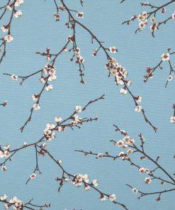 Ottoman printstof bloesem gordijnstof decoratiestof 03599-30, 1.105030.1677.495