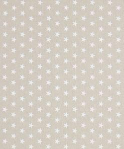 linnenlook Twinkle Star stof met sterren decoratiestof 07299-203, 1.104530.1617.050