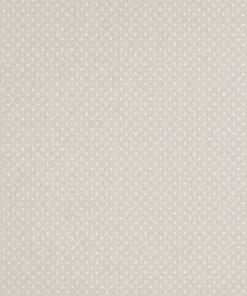 linnenlook Dots Allover stof met stippen printstof gordijnstof decoratiestof stippeltjesstof 07299-205, 1.104530.1619.050