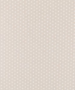 linnenlook kerststof 155 stof met sterretjes decoratiestof gordijnstof F07299-84