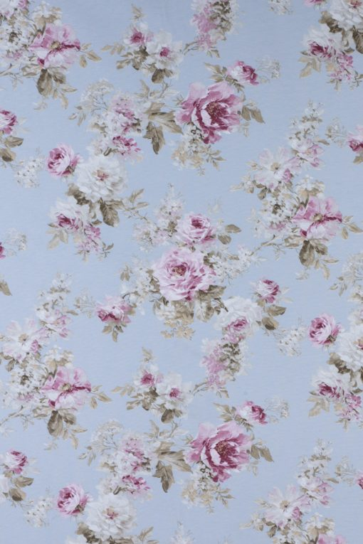 ottoman printstof stof met rozen gordijnstof decoratiestof F3151-02