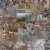 gobelin 033 gobelin stof met boomhout decoratiestof meubelstof gordijnstof F87393-01, 1-251030-1465-180