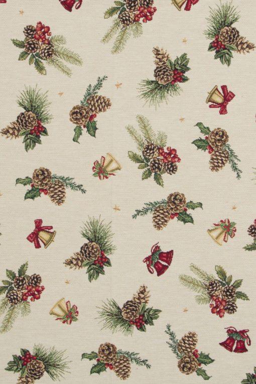gobelin kerststof decoratiestof gordijnstof meubelstof Kerststoffen kopenF87445-01, 1-251030-1525-530