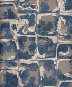 gobelinstof met blokken decoratiestof gordijnstof meubelstof