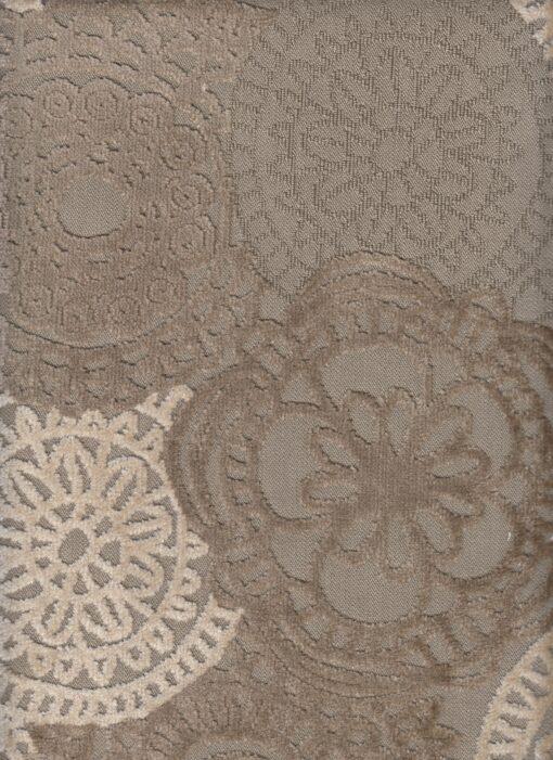 gobelinstof met mandala decoratiestof gordijnstof meubelstof