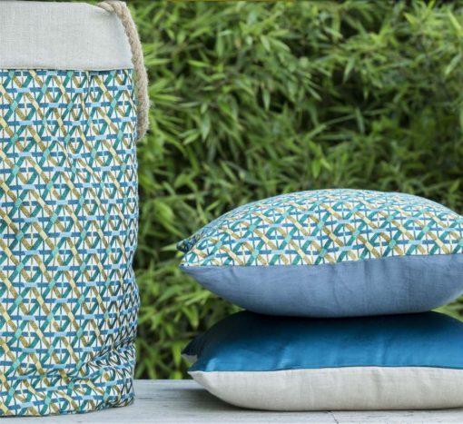jacquardstof bambou sfeer 2 interieurstof meubelstof gordijnstof decoratiestof