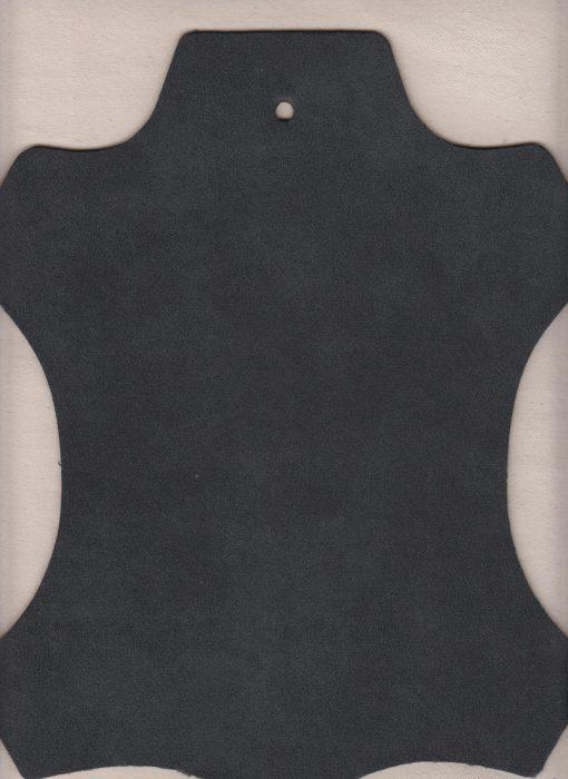 interieurstof meubelstof imitatieleer Western anthracite (101)