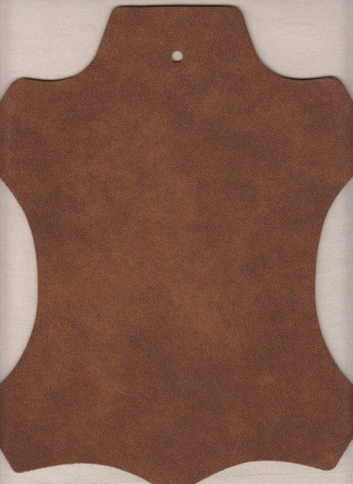 interieurstof meubelstof imitatieleer Western cognac (215)