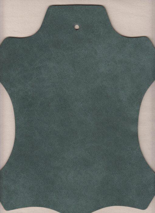 interieurstof meubelstof imitatieleer Western green (400)