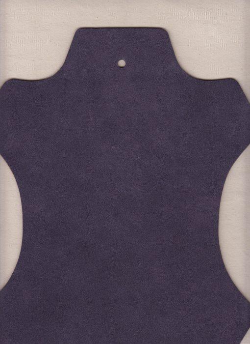 interieurstof meubelstof imitatieleer Western purple (600)