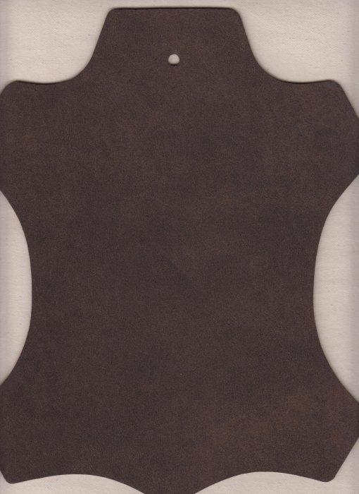 interieurstof meubelstof imitatieleer Western brown (800)