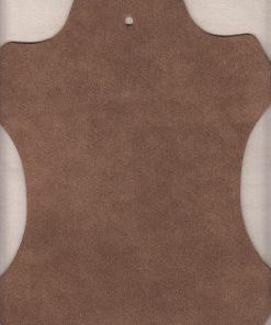 interieurstof meubelstof imitatieleer Western mocha (801)