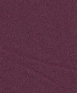 meubelstof face aubergine vilt wol