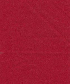 meubelstof face red wol vilt