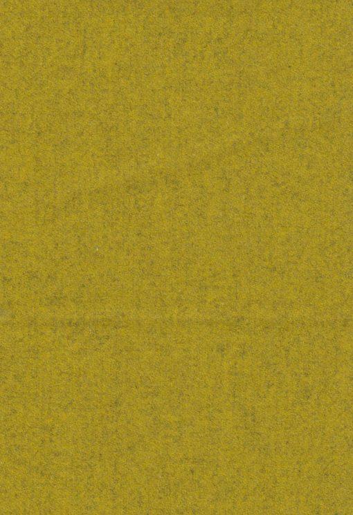 meubelstof face yellow wol vilt
