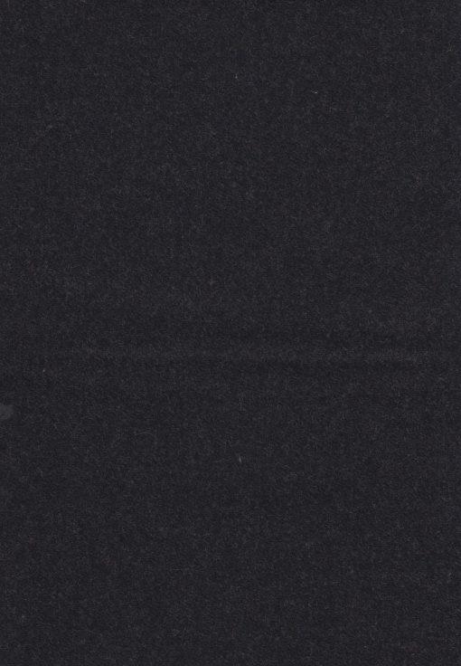 meubelstof face black wol