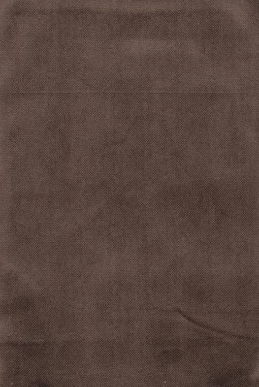 Velours meubelstof Jules Espresso (123)