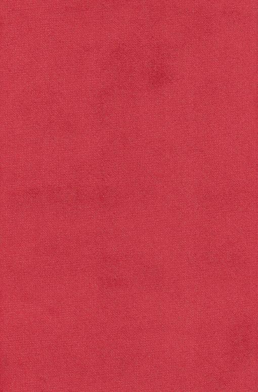 Velours meubelstof Jules Red (35)